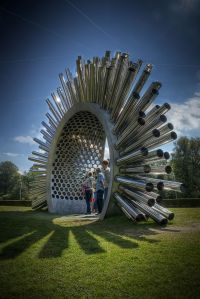 Aeolus Wind Pavillion