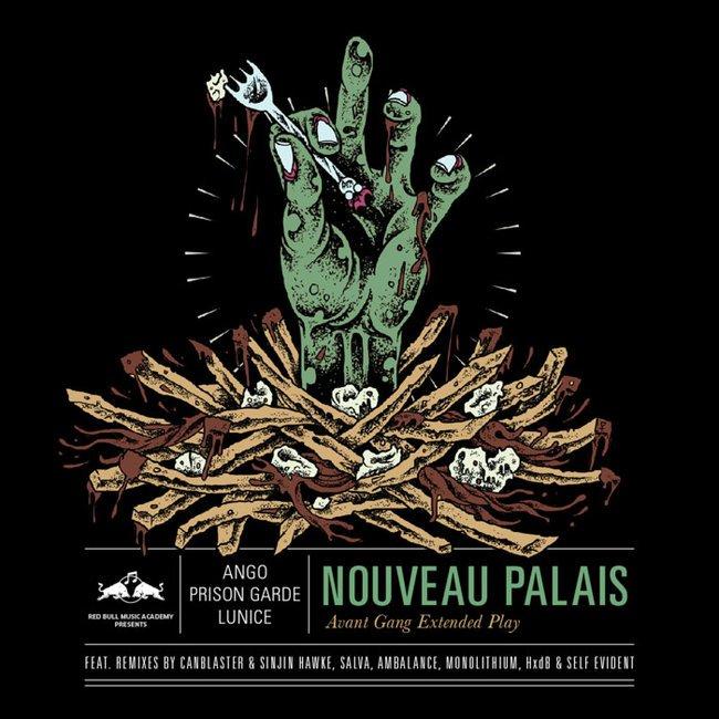 Nouveau Palais Cover