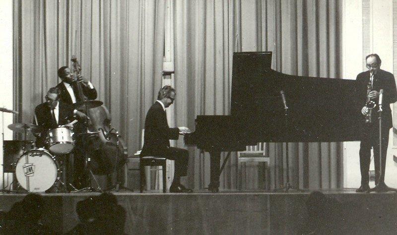 Brubeck Quartet 1967