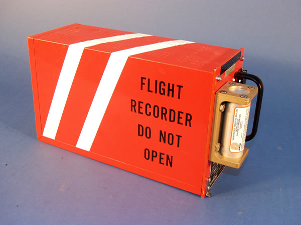 Flight Data Recorder (Black Box)