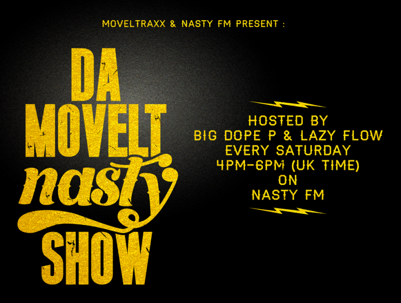 Kozee Guest Mix for Moveltraxx on NastyFM