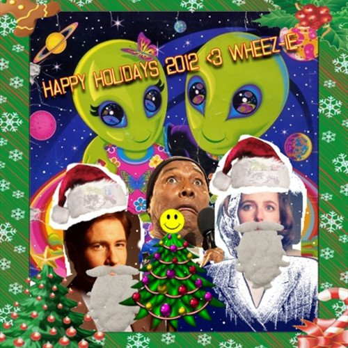 Wheez-ie Christmas EP