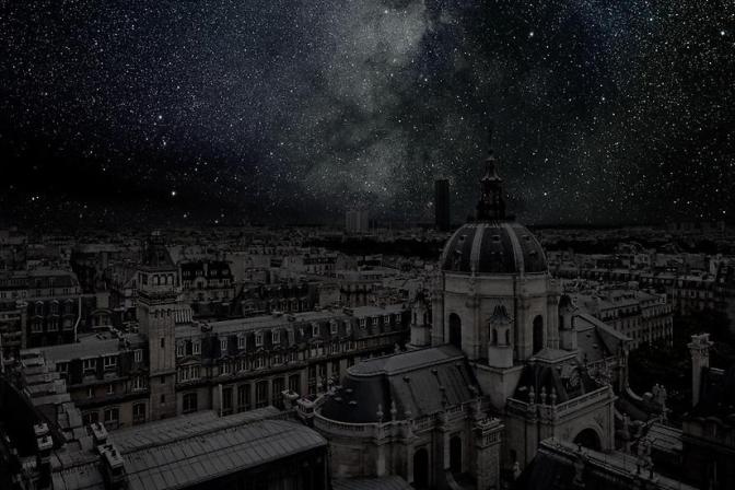 Thierry Cohen - Paris Without Lights