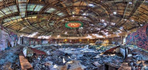 Buzludzha (Abandoned)