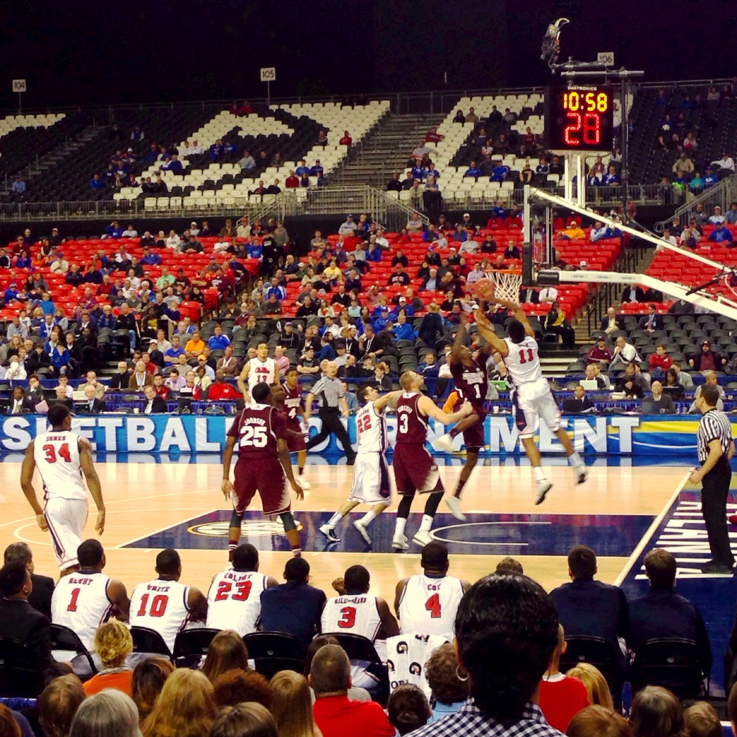Ole Miss vs. Mississippi State