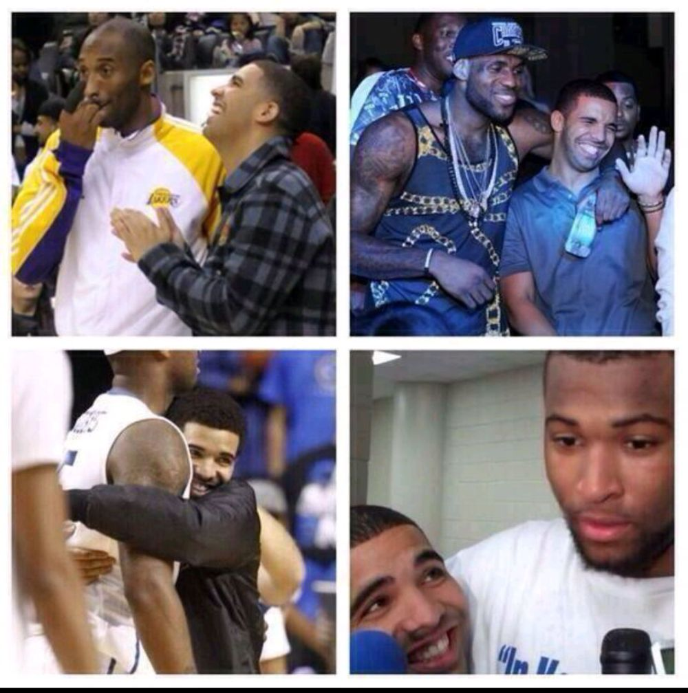 Drake, Sports' Average Cheerleader