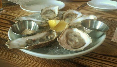 Washburn Oysters (MA) [Lusca | Atlanta]
